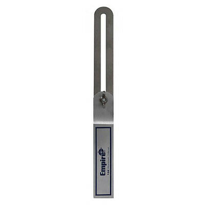 """Empire Stainless Steel Bevel With Alloy Heavy Duty Handle - Adjustable 9"""" Blade"""