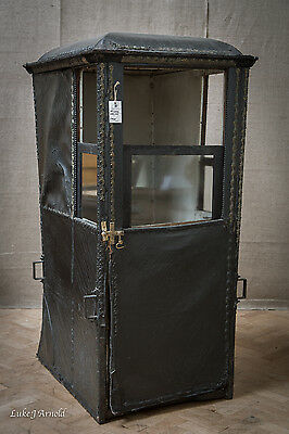Rare Original 18th Century Sedan Chair