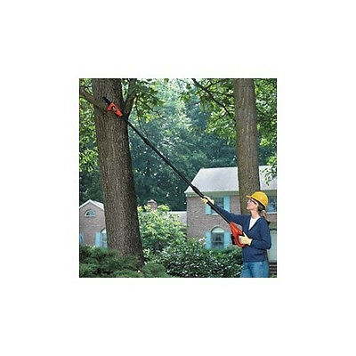 Cordless Pole Saw Tree Limb Branch Pruner Trimmer Yard PLUS Battery and Charger
