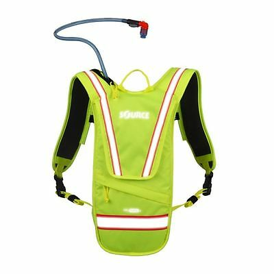 SOURCE iVis Firefly Hydration Pack 2L WXP Widepac In Lime