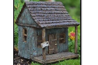 Miniature Dollhouse FAIRY GARDEN - Fairy Wharf - Accessories