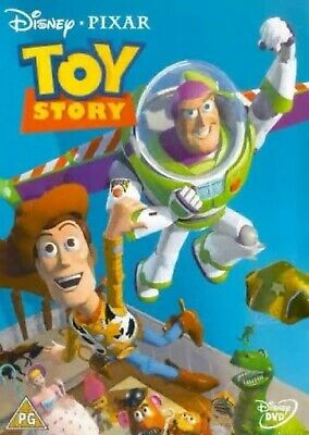 TOY STORY PART 1 DVD Walt Disney Pixar Original MOVIE FILM New Sealed UK Release