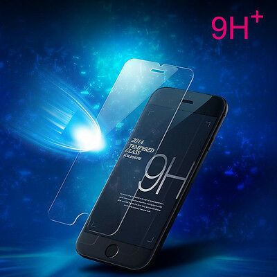 Tempered Glass Film Screen Protector Iphone 6 Plus 100% 9H Apple Great Well Made