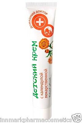 Calendula cream for Kids skin care 42ml Home Doctor 513