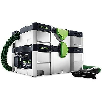 FESTOOL CTLSYS Cleantec Systainer Dust Extractor 240v