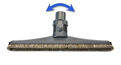 Vacuum Cleaning Accessory/End Tool - Flexi Neck Brush Large - High Reach SkyVac