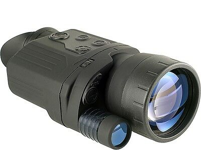 Pulsar Recon X870 Digital Night Vision Compact Monocular Scope Hunting Tactical