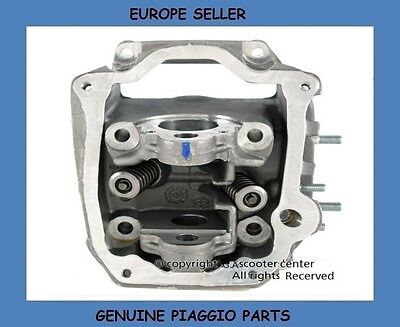 Vespa LXV 125 4T 2006  - On Genuine Cylinder Head Assembly 82777R