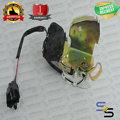 suite;FORD FALCON AU BA BF REAR DOOR LOCK ACTUATOR 98 - 05 (LHS)