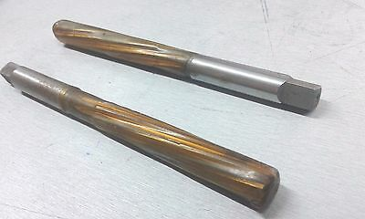 11,5mm HAND REAMER HSS H6 NEW IN WAX - NO ISCAR-