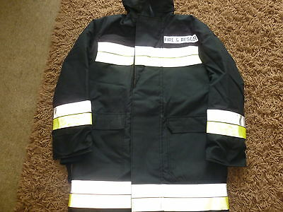Brand New Bristol Nomex Firefighters Tunic/jacket