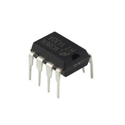 10x LM386 LM386N DIP-8 Audio Power AMPLIFIER IC STG