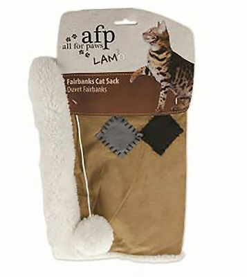 All For Paws Lamb Fairbanks Cat Sack