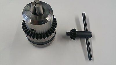 "5/8"" Replacement Drill Chuck For Drill Press Jt3 Jt 3 Jacobs Taper"