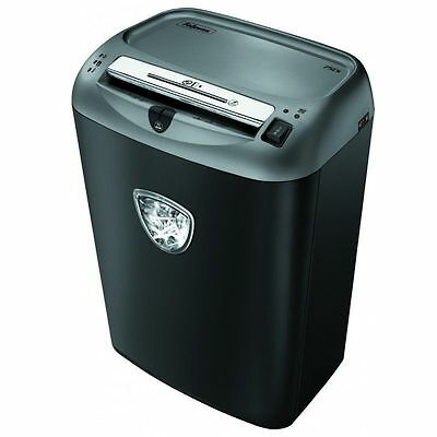 Fellowes Powershred® 75Cs Cross-Cut Shredder 12-Sheet CD's Credit Card Staple