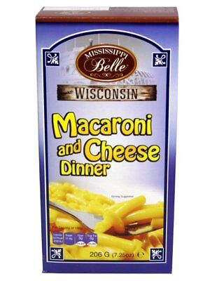 Mississippi Bells, Macaroni and Cheese Dinner (1.40 Euro pro 100g)
