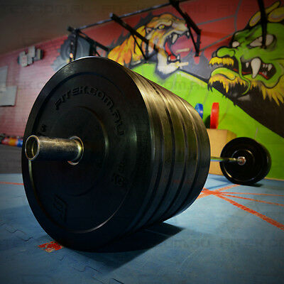 NEW Stock, 150KG Bumper Plates, Black&Durable, Better Quality,Price Includes GST