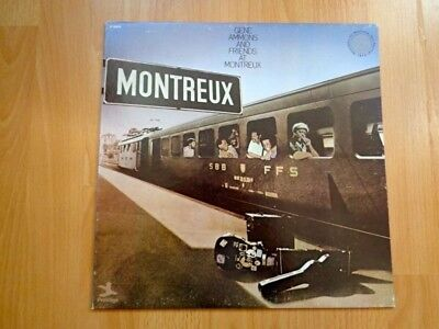 Gene Ammons – Gene Ammons And Friends At Montreux lp