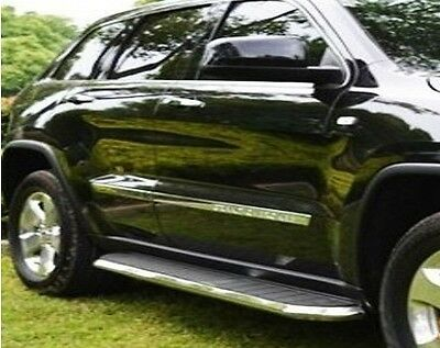 Brand New Black Side Steps / Running Boards for Jeep Grand Cherokee 2011-2015