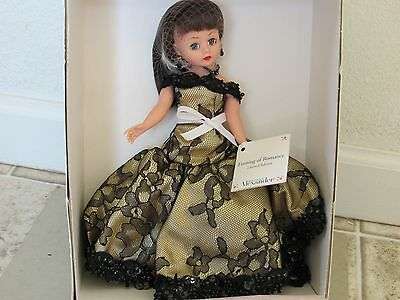 Madame Alexander Evening Of Romance Limited Edition 10 Inch Doll