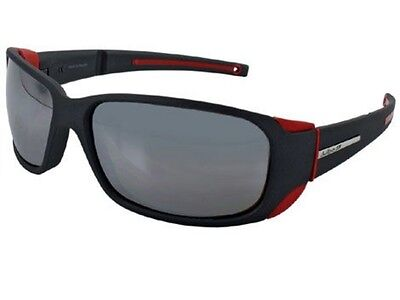 Julbo Montebianco Sunglasses (Spectron 4 Black/red)