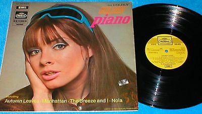 GOLDEN PIANO SPAIN LP 1969 THE ROYAL GRAND ORCHESTRA Jazz Easy Listening Regal