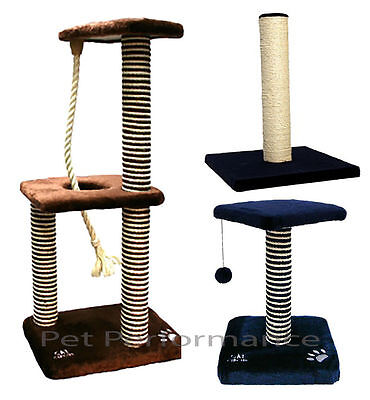 Cat Circus Sisal Cat Scratchers - 3 Options Available