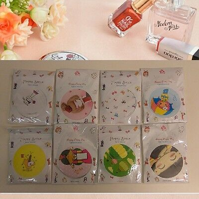 Handbag Compact Cartoon Cute Pocket Makeup Cosmetic Mirror Make Up Travel Trip