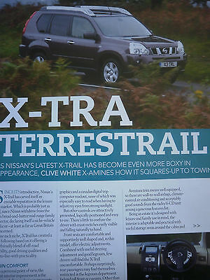 Nissan X-Trail 2.0 Dci Adventura Explorer # 2 Page Report / Test #