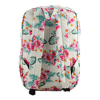 Royal Cuban Macaw Backpack - BeeKeeper Fair Trade Eco Friendly