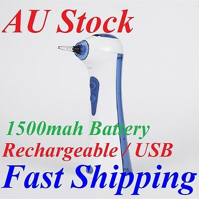 Portable Cordless JET WATER PICK FLOSSER Rechargeable 1500mah battery
