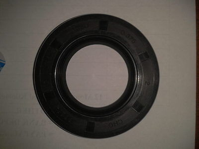 OIL SEAL 42mm id x 72mm od x 10mm wide,TC TYPE,SILICONE RUBBER,TAIWAN