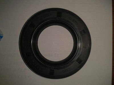 35mm id x 47mm od x 7mm wide,35 47 7,Silicone Rubber TC (two contact)Oil  Seal