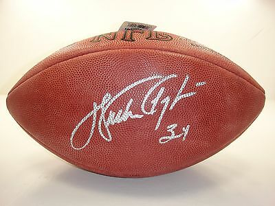 Walter Payton #34 Jsa Certified Signed Official Wilson Nfl Football Autograph!