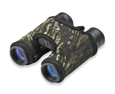 Mossy Oak Neoprene Binocular Cover - Break Up Camo - For Compact Binoculars