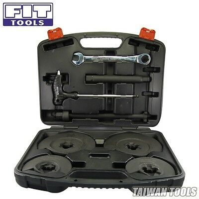 FIT Shock Absorber Coil Spring Compressor Kit For Mercedes-Benz W123 W114 W202