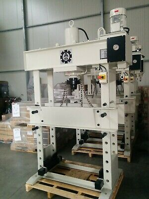 Werkstattpresse Hydraulikpresse Hydraulic press workshop press, 100t  WSP340 ATM