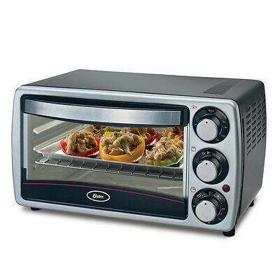 Oster TSSTTV7052 Toaster Oven 4 Slice  220-240 Volts Export Only