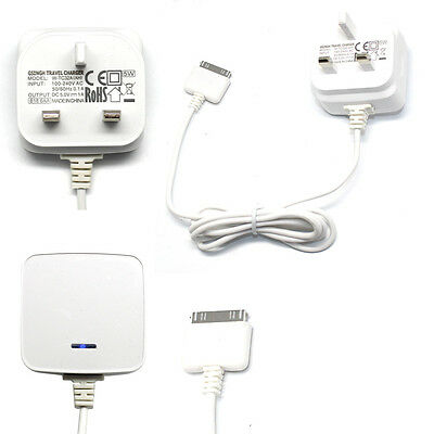 High Output Fast Capacity Charger For Apple Ipad Ipad2 Ipad3 Iphone 4 4S 3G Ipod
