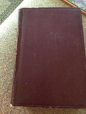 Vintage 1931 Book The  Writings Of Voltaire