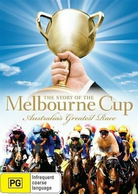 Story of the Melbourne Cup - Australia's Greatest Race DVD R4