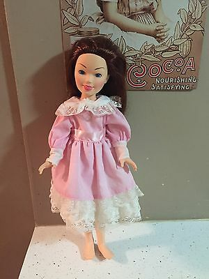 "Vintage 1993 Scholastic Kenner 18"" Babysitters Club Doll Mallory Brown Hair"