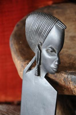 Old African Ebony Comb…  wonderful collector's item...