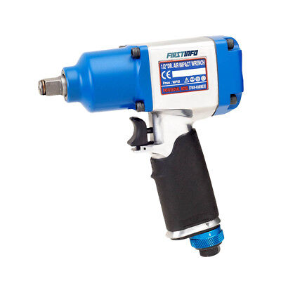 """FIT 3/8"""" Heavy Duty Dr. Air Impact Wrench 8 Torque Selection 350 ft/lbs / 470Nm"""