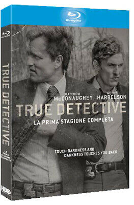 True Detective - Stagione 01 (3 Blu-Ray) HBO