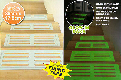 Wholesale-Resellers-12 X GLOW IN THE DARK STAIR MAT