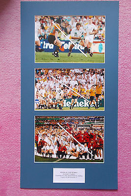 Rugby Union Photographs - England 2003 Rugby World Cup Final