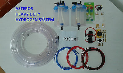 hydrogen generator kit Asteros P3S fuel saving and performance hho fuel saver