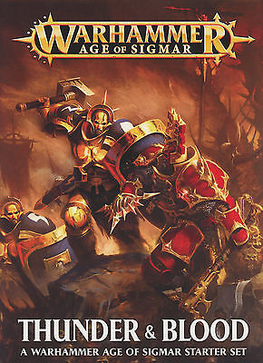 Warhammer Age of Sigmar: Thunder and Blood Starter Set (80-19-60)