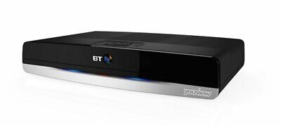 BT Youview Plus Set Top Box 500GB Recorder With Twin HD Freeview